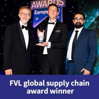 The greener supply chain award